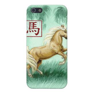 Chinese Zodiac year of the Horse Phone Case iPhone 5 Covers