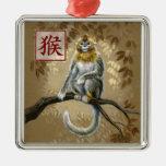 Chinese Zodiac Year of the Monkey Ornament