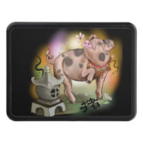 chinese zodiac year of the pig hitch cover