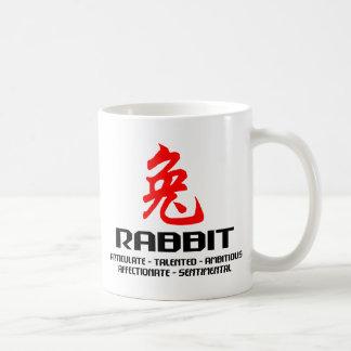 Chinese Zodiac Year of The Rabbit Gift Coffee Mug