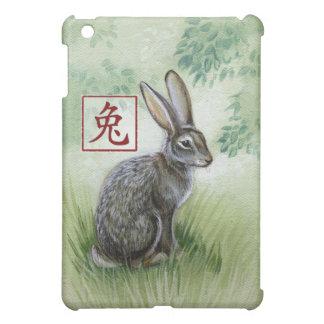 Chinese Zodiac Year of the Rabbit iPad Case