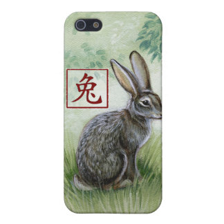 Chinese Zodiac Year of the Rabbit iPhone4 Case Case For iPhone 5