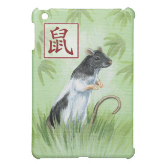 Chinese Zodiac Year of the Rat iPad Case