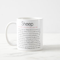 Chinese Zodiac (Year of the Sheep) 2 Coffee Mug