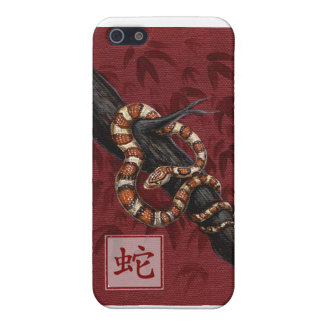 Chinese Zodiac Year of the Snake Case For iPhone SE/5/5s