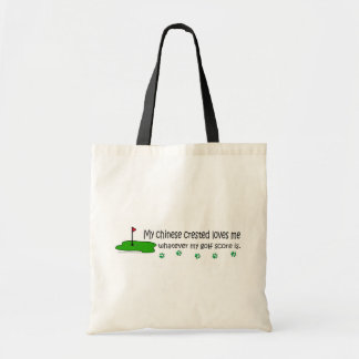 ChineseCrested Tote Bag