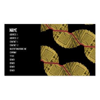 Chinesejapanesmegafandesign nombre dirección 1 tarjeta de visita