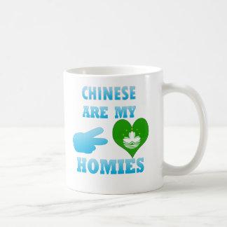 Chineses are my Homies Coffee Mug
