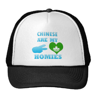 Chineses are my Homies Trucker Hat