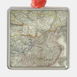 Chinesische Reich - Chinese Empire Metal Ornament