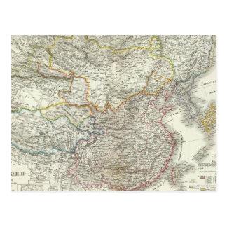 Chinesische Reich - Chinese Empire Post Card