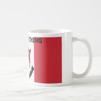 ching chingety taza de café