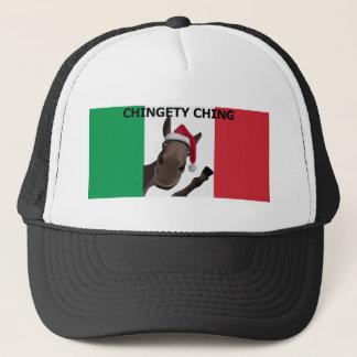 chingety ching trucker hat