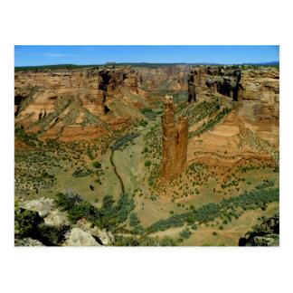 chinle arizona postcard