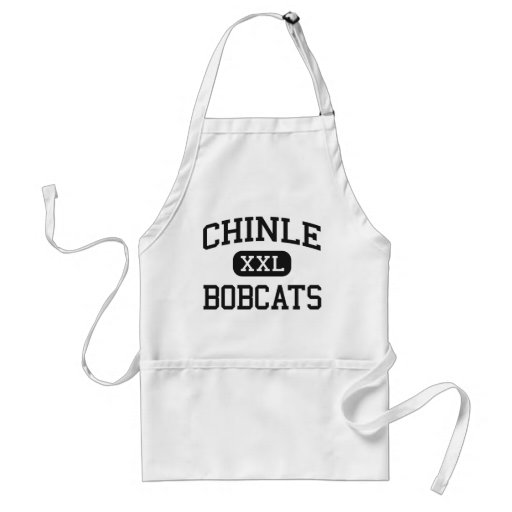 Chinle - Bobcats - Junior - Chinle Arizona Apron