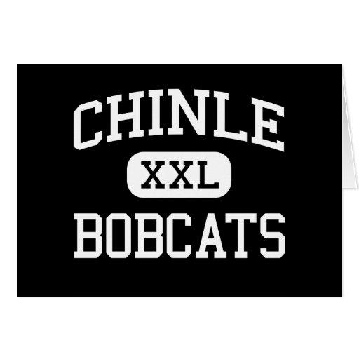 Chinle - Bobcats - Junior - Chinle Arizona Card