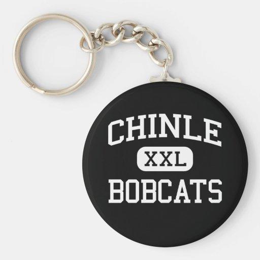 Chinle - Bobcats - Junior - Chinle Arizona Keychain