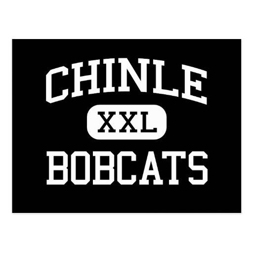 Chinle - Bobcats - Junior - Chinle Arizona Postcards