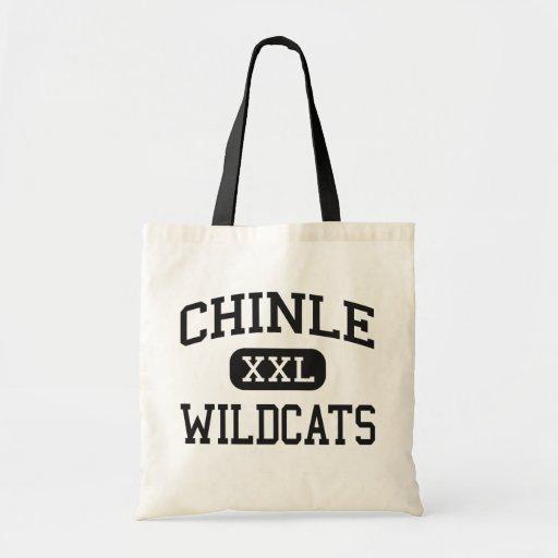 Chinle - Wildcats - High School - Chinle Arizona Tote Bag