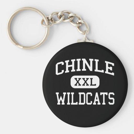 Chinle - Wildcats - High School - Chinle Arizona Key Chains