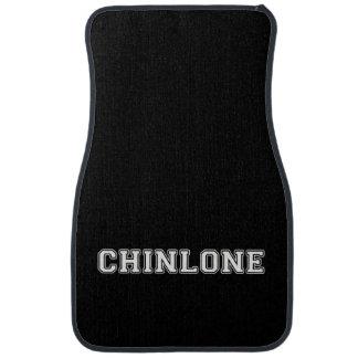 Chinlone Car Mat