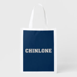 Chinlone Grocery Bag
