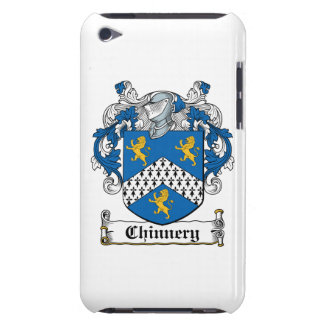 Chinnery Family Crest iPod Case-Mate Cases
