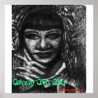Chinny Chin Chin print