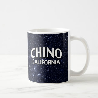 Chino California Mug