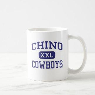 Chino - Cowboys - High School - Chino California Mug