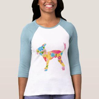 Chino Crested Camiseta