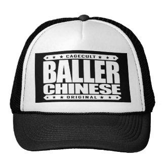 CHINO de BALLER - soy Cub de la madre del tigre Gorros