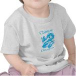Chino-Dragón Camiseta
