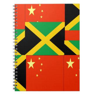 Chino-Jamaicano Cuaderno