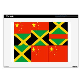 Chino-Jamaicano Portátil 38,1cm Skin