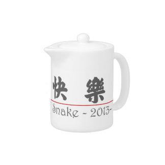 Chino por el año feliz de la serpiente - 2013 6000