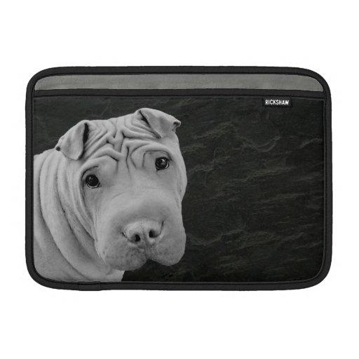 Chino Shar-Pei Fundas MacBook
