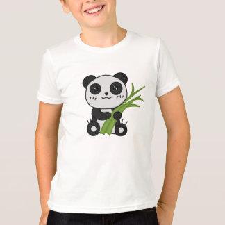 Chino The Panda Shirt For Kids