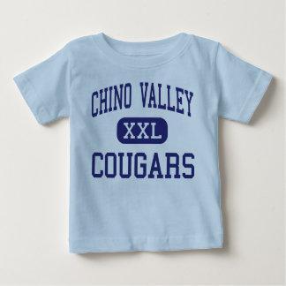 Chino Valley - Cougars - High - Chino Valley T-shirts