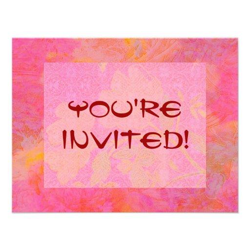 Chinoiserie Invitation