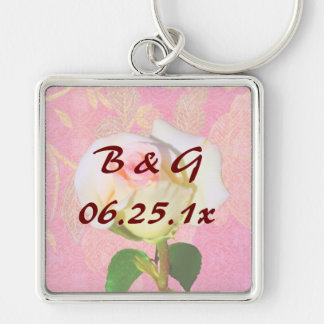 Chinoiserie WEDDING Gift Keychain