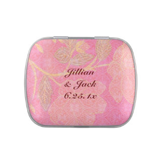 Chinoiserie WEDDING Jelly Belly Tin