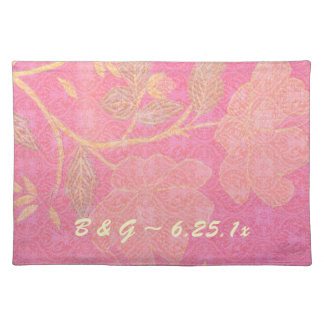 Chinoiserie WEDDING Placemat
