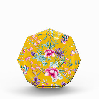 CHINOISERIE - YELLOW BASE AWARD