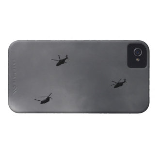 Chinook And Merlin iPhone 4 Cover