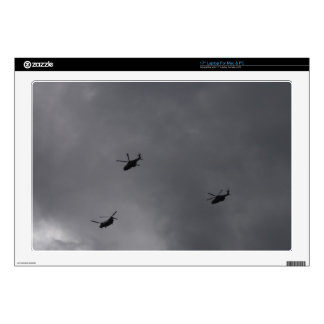 Chinook And Merlin Laptop Skins