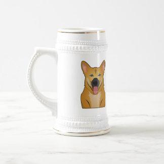 Chinook Cartoon Coffee Mugs