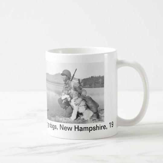 Chinook kennels coffee mug