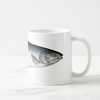 Chinook/King Salmon Fish Coffee Mug