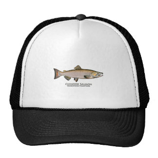 Chinook - King Salmon (spawning phase) Trucker Hat